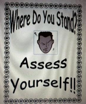 Student Self-Assessment Rubric