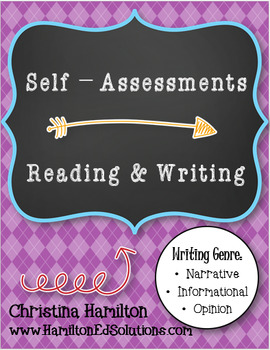 Student Self-Assessments for Reading and Writing