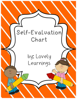 Student Self-Evaluation Sheet