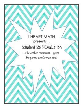Student Self-Evaluation with Teacher Response