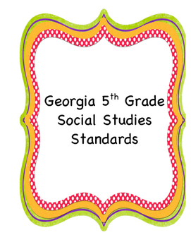 Student Self-Progress Monitoring: Common Core ELA/Math and Georgia