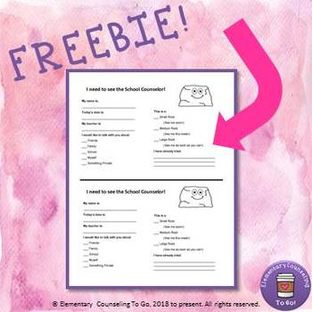 Student Self-Referral Form