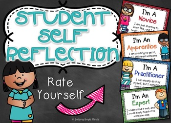 Exit Slip : Assess Yourself - Student Self Reflection