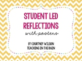 Student Self Reflection Flip Books