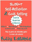 Student Self-Reflection & Goal Setting: Great for All kind