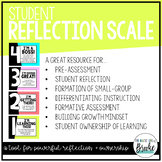 Student Self-Reflection Scale 4-3-2-1