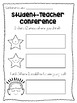 Student Self Reflection Sheets
