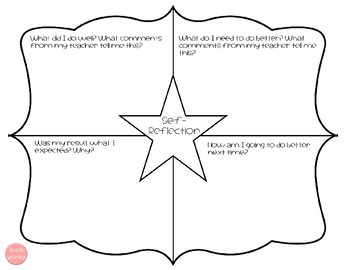 Student Self-Reflection and Feedback