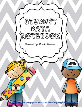 Student Self Tracking Printables and Notebook Cover
