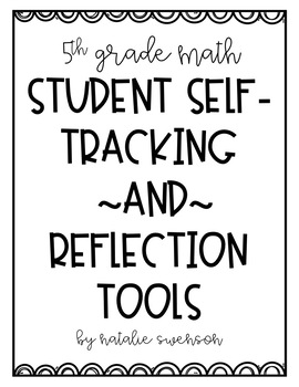 Student Self-Tracking Toolkit
