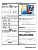 Student Sheets/Close Reading Unit 2 Week 1 What Jo Did