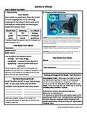 Student Sheets/Close Reading Unit 3 Wk 2 Main Selection Ad