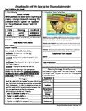 Student Sheets/Close Reading Unit 4 Wk 5 Main Selection En