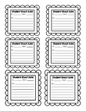 Student Shout Out Cards