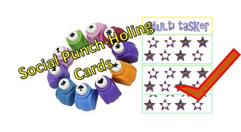 Student Social Cards