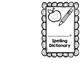 Student Spelling Dictionary