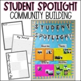 Student Spotlight Culture Board