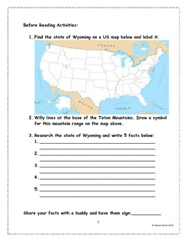 Stone Fox Student Study Guide and Reading Response