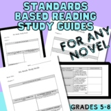 Student Study Guides for ANY Novel