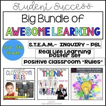Student Success Big Bundle (3-5th Grade)