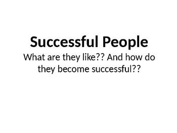 Student Success PPT Presentation