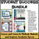Student Success Skills Executive Functioning Bundle