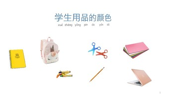 Student Supply and Color