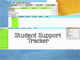 Student Support Tracker