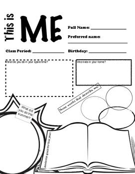 Student Survey Doodle Notes