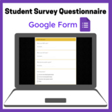 Student Survey - Getting to Know You