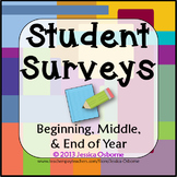 Student Surveys (FREE)