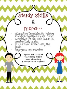 Study Skills and More