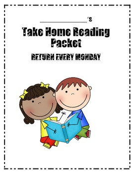 Student Take Home Weekly Reading Packet System