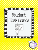 Student Task Cards
