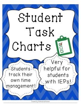 Student Task Checklist