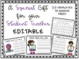 Student Teacher Gift - Recommendation Letters from Students