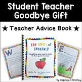 Student Teacher Goodbye, Advice Book