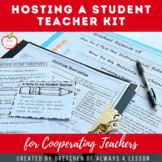 Hosting a Student Teacher Kit for Cooperating Teachers