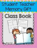 Student Teacher Memory Gift