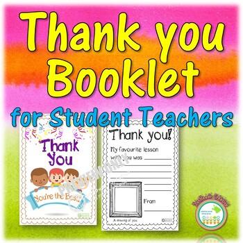 Student Teacher Goodbye