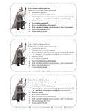 Student Test Checklist Wizard