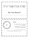 Student Time Booklet