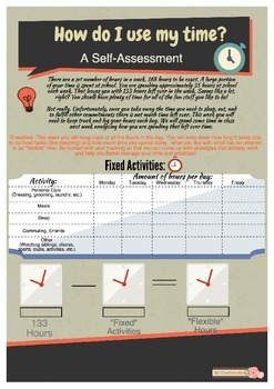 Student Time Management Self-Assessment