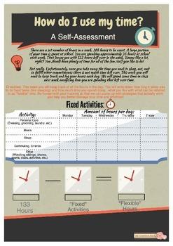 Student Time Management Self-Assessment