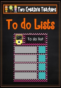 Student To Do Lists - iPod Theme