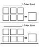 Student Token Board Pack