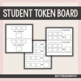 Student Token Board Pack