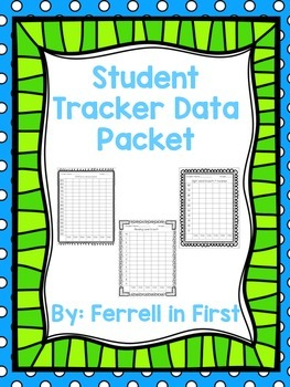 Student Tracker Data Pack
