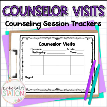 Student Session Tracker for Individual Counseling Appointments
