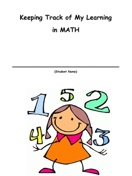 Student Tracking Sheet for CCSS 4th Grade Math - Fractions
